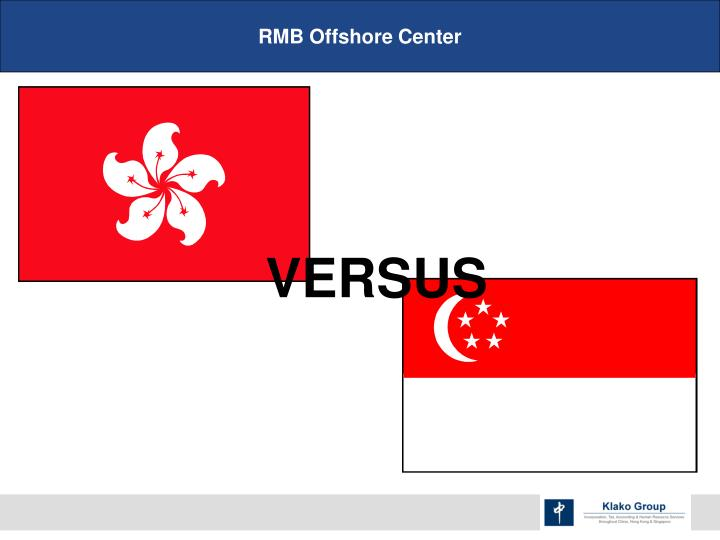 RMB Offshore Center