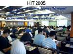 hit 20051