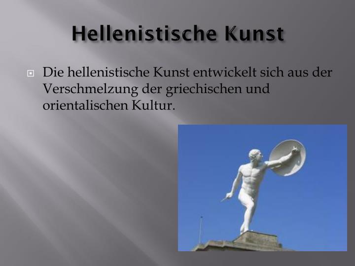 Hellenistische Kunst