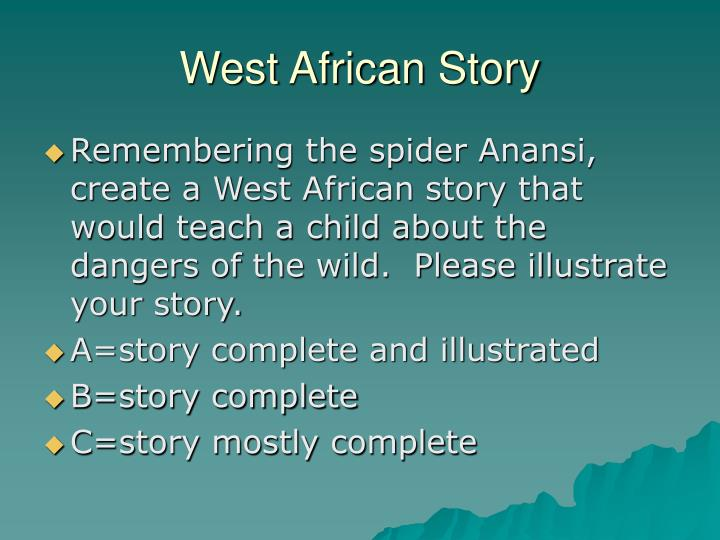 West African Story