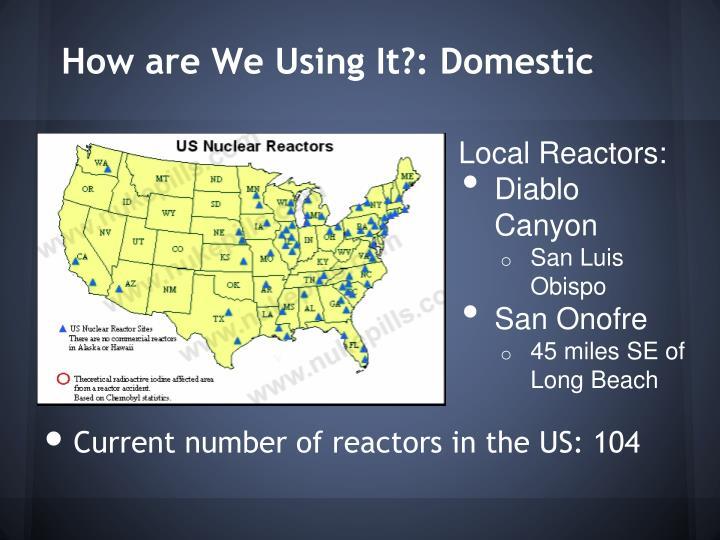 Local Reactors:
