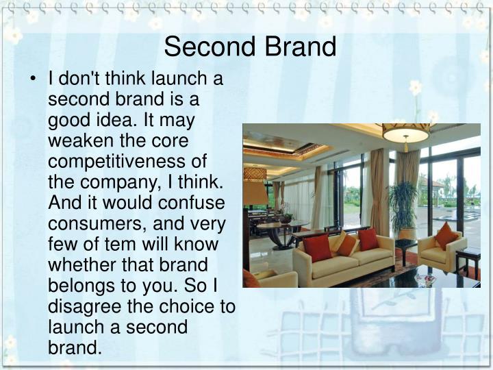 Second Brand