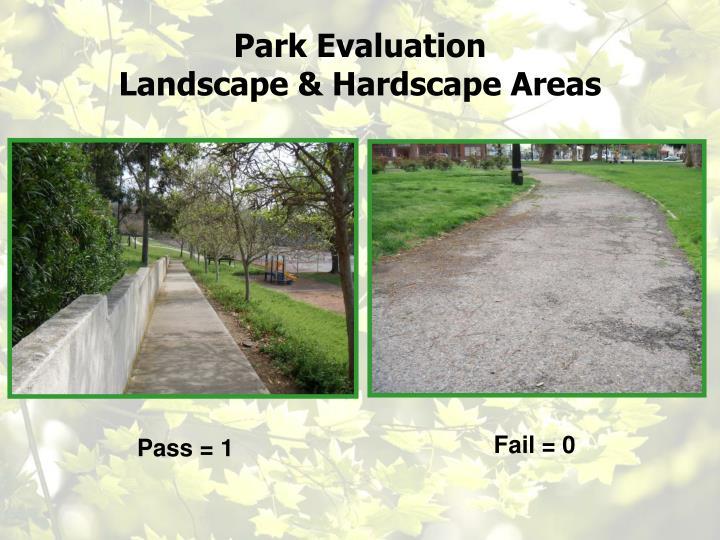 Park Evaluation