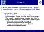 future r d
