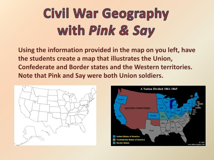 Civil War Geography