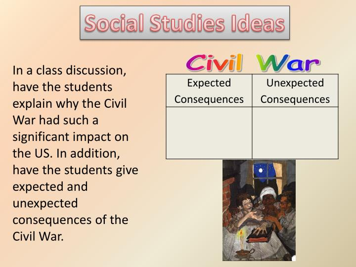 Social Studies Ideas