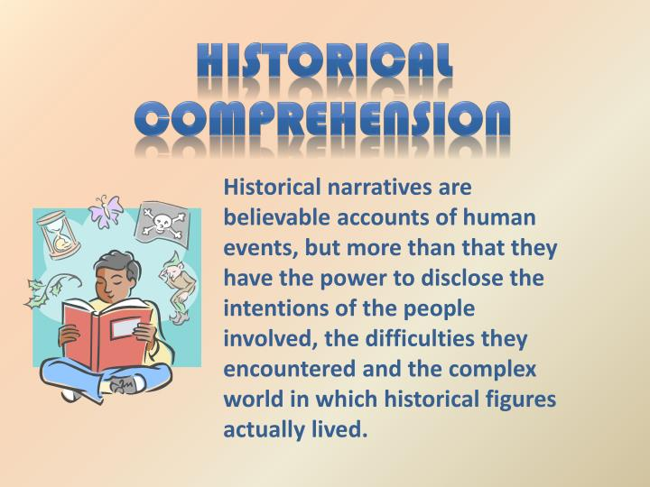 Historical Comprehension