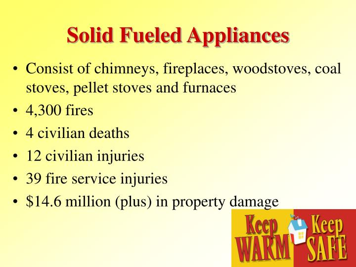Solid Fueled Appliances