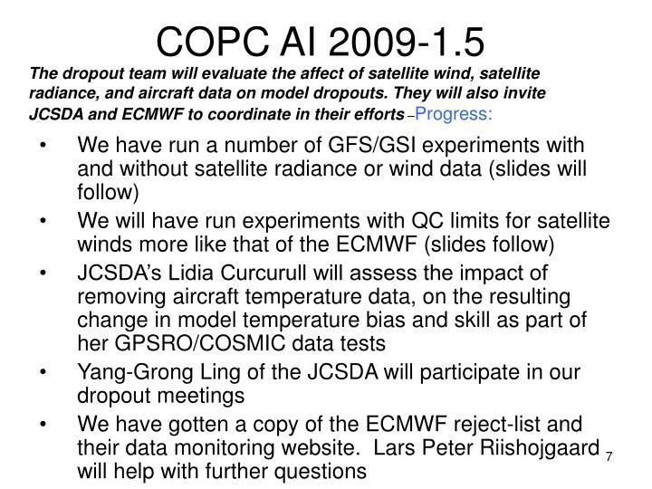 COPC AI 2009-1.5
