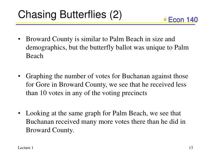 Chasing Butterflies (2)