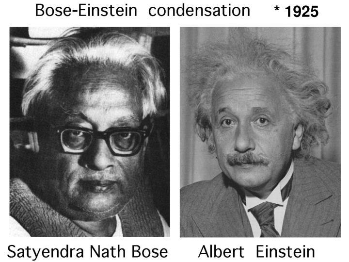 Bose/Einstein