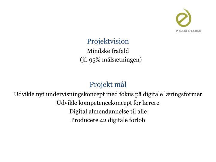 Projektvision