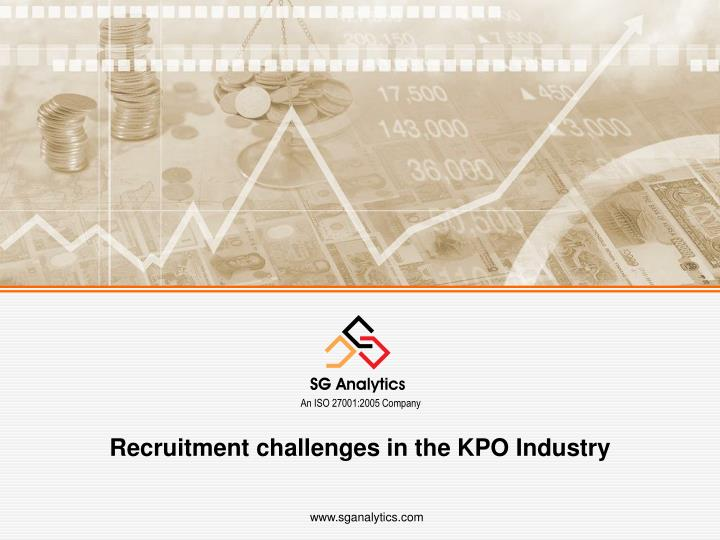 Recruitment challenges in the kpo industry