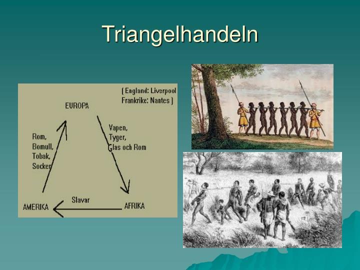 Triangelhandeln