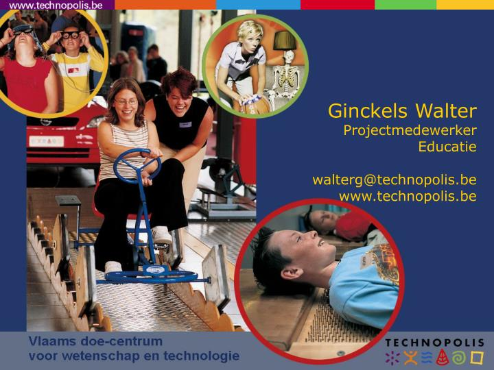Ginckels Walter
