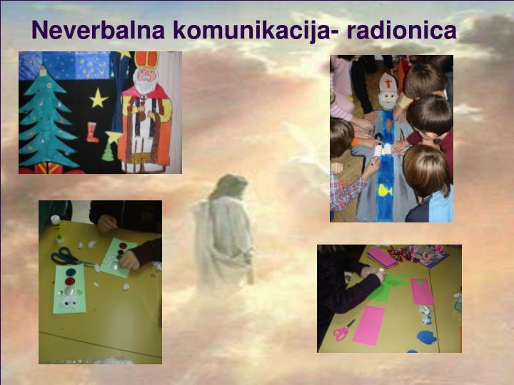 Neverbalna komunikacija- radionica