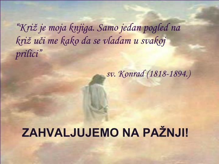 ZAHVALJUJEMO NA PAŽNJI!