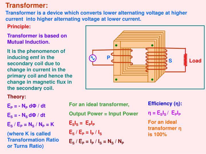 Transformer: