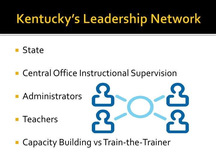 Kentucky's Leadership Network