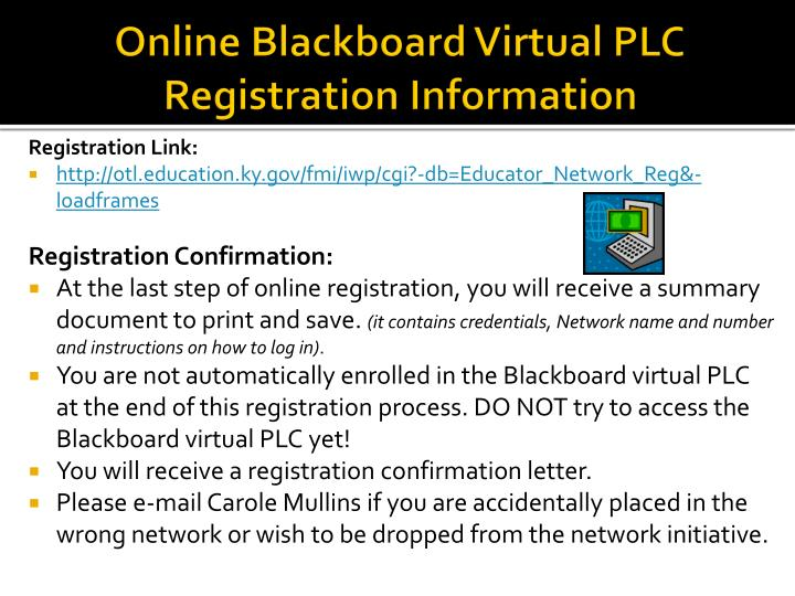 Online Blackboard Virtual PLC