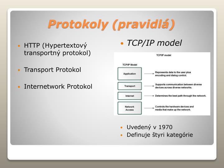 HTTP (Hypertextový transportný protokol