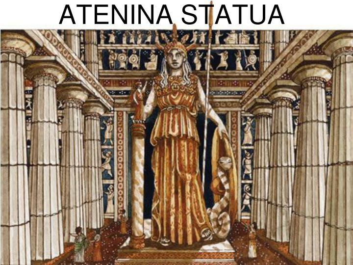 ATENINA STATUA