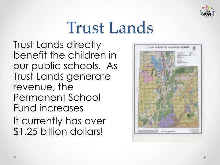 Trust Lands