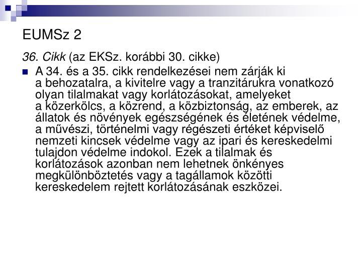 EUMSz 2