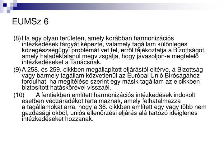 EUMSz 6