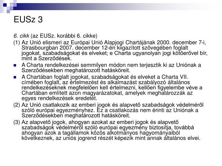 EUSz 3