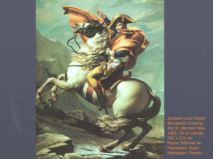 Jacques-Louis David.