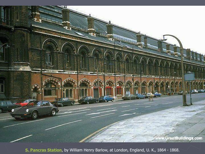 S. Pancras Station
