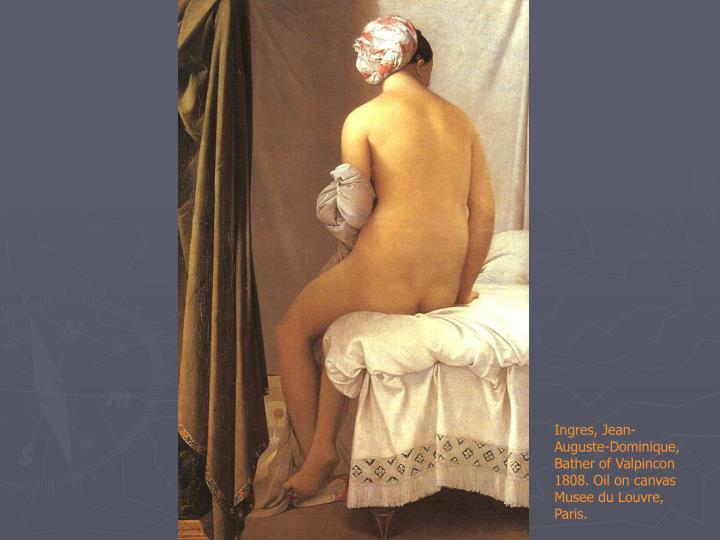 Ingres, Jean-Auguste-Dominique,