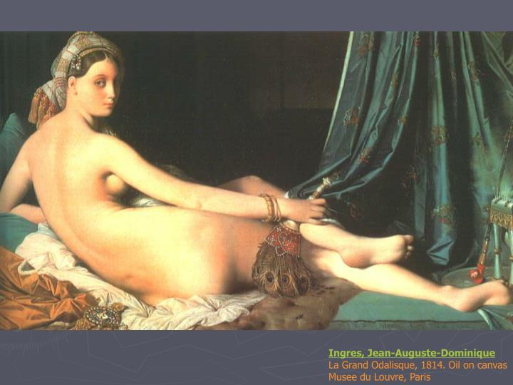 Ingres, Jean-Auguste-Dominique