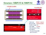 structure mrpc 3 mrpc 4