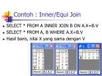 contoh inner equi join