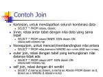 contoh join