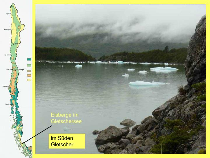 Gletscher Balmaceda