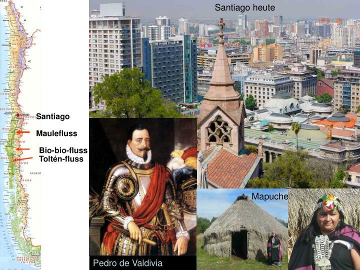 Santiago heute