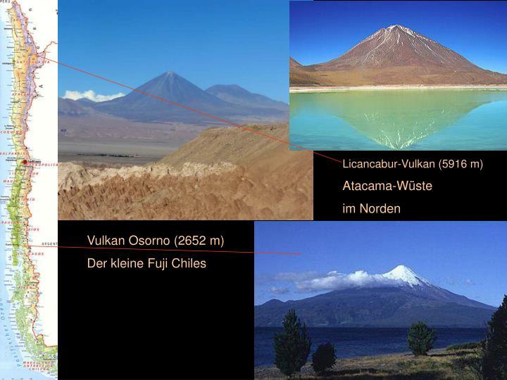Licancabur-Vulkan (5916 m)