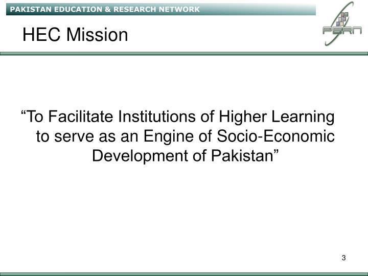 HEC Mission