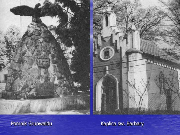 Pomnik Grunwaldu