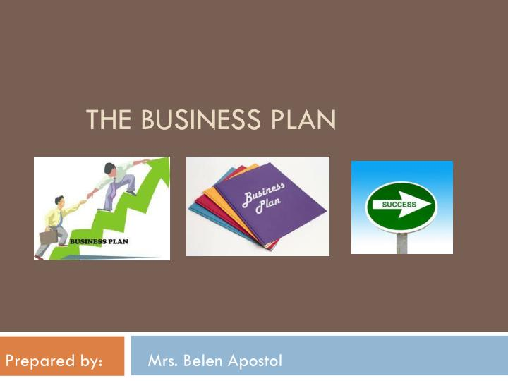 How To Prepare Business Plan Step By Step