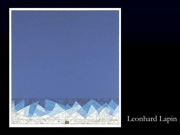 Leonhard Lapin