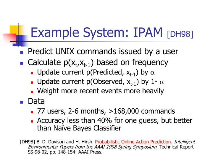Example System: IPAM