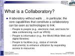 what is a collaboratory
