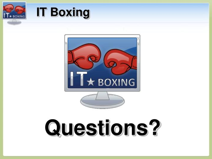IT Boxing