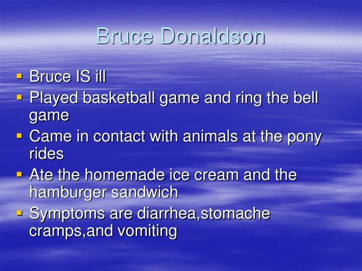 Bruce Donaldson