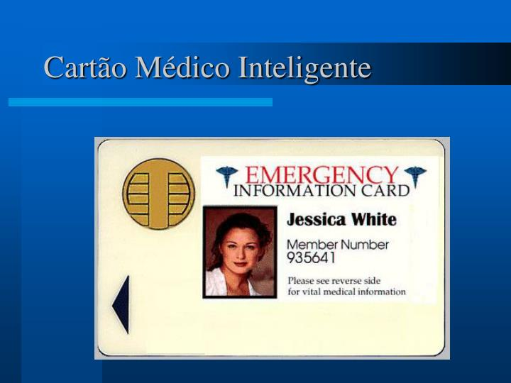 Cartão Médico Inteligente