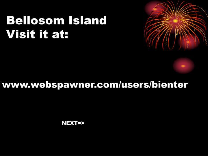 Bellosom Island Visit it at: